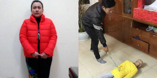 Vụ bé trai 10 tuổi bị bạo hành: Khởi tố, bắt tạm giam người cha, cấm xuất cảnh mẹ kế