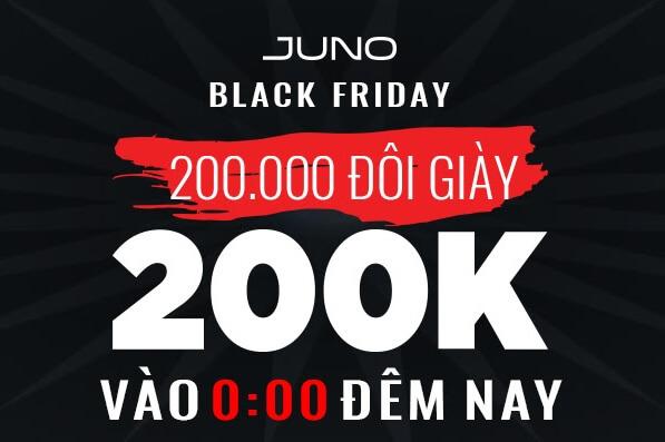 Juno giảm giá năm 2018