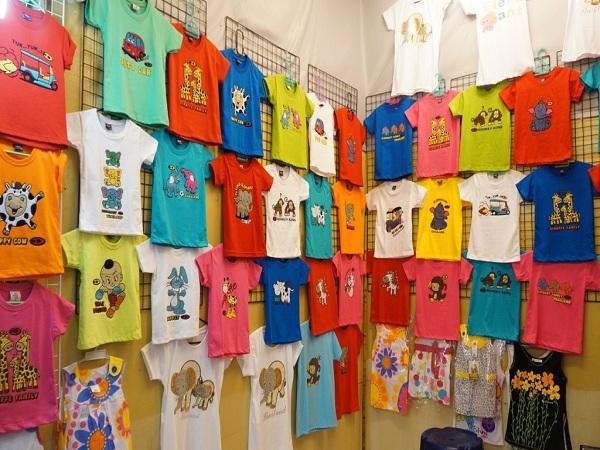 Nguồn hàng quần áo trẻ em ở Thái Lan