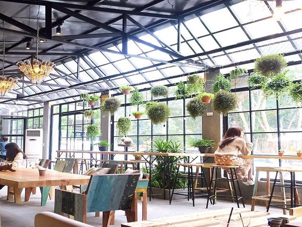 Ý tưởng mở quán cà phê kinh doanh