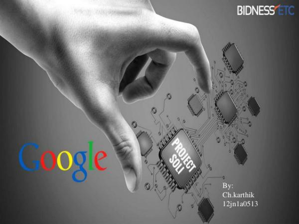 Google tiết lộ công nghệ điều hướng không cần chạm vào màn hình