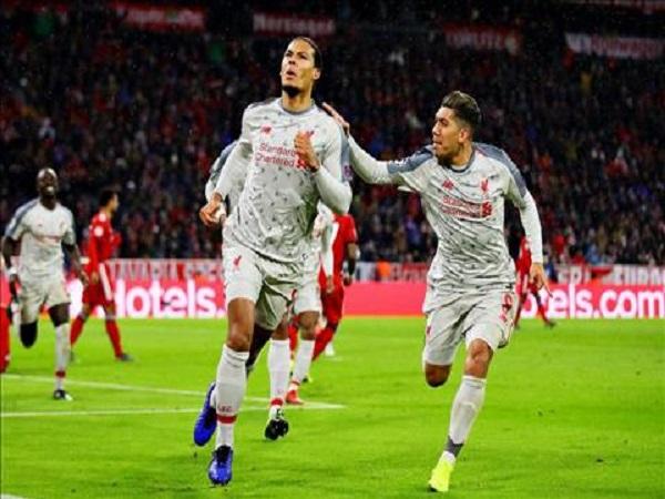 Liverpool thắng thuyết phục Bayern