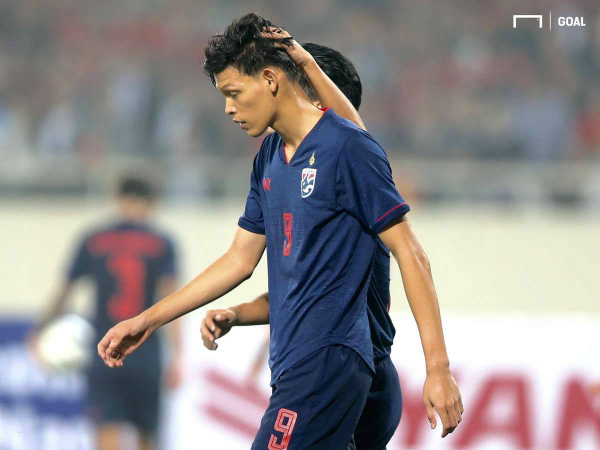 Supachai nói gì sau khi phải lĩnh thẻ đỏ trận gặp U23 Việt Nam