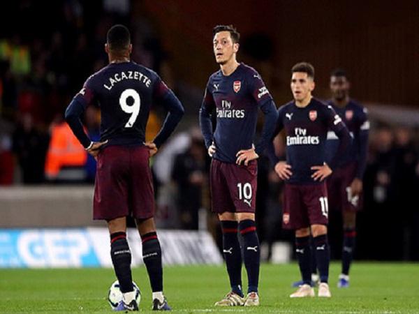 Arsenal vẫn lạc quan sẽ dự Champions League