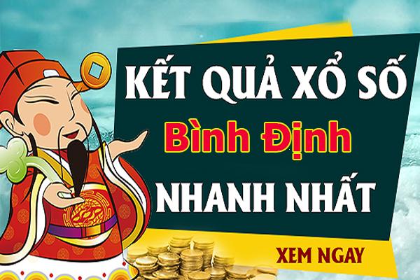 Soi cầu XS Bình Định chính xác thứ 5 ngày 26/09/2019