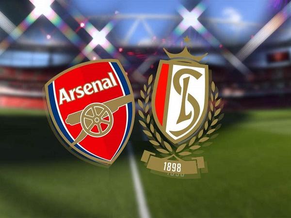 Nhận định kèo Arsenal vs Standard Liege 2h00,  4/10 (Europa League)