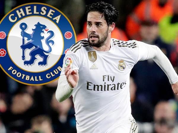 Chelsea có cơ hội mua Isco trong tháng 1