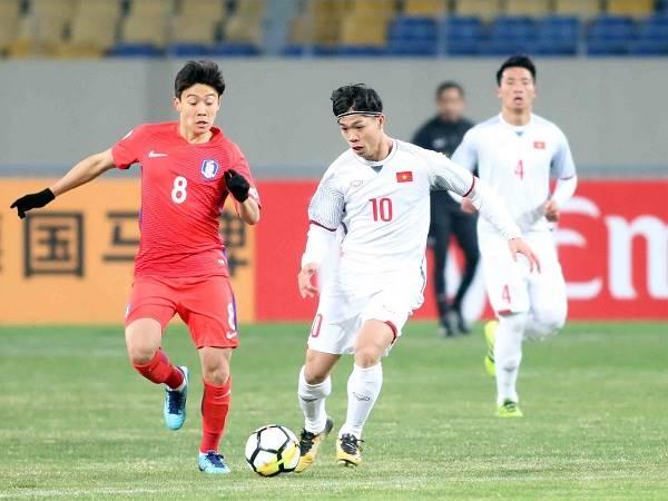 Sao U23 Hàn Quốc không dám nghĩ đến việc đụng độ Việt Nam