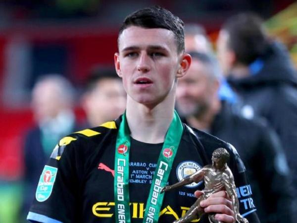 Tin bóng đá trưa 4/3: Sao Man City được xem xét trao cơ hội ở đội tuyển Anh