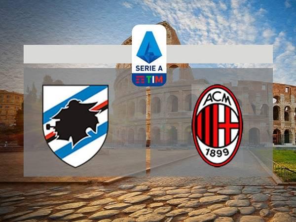 Nhận định Sampdoria vs AC Milan 00h30, 30/07 - VĐQG Italia