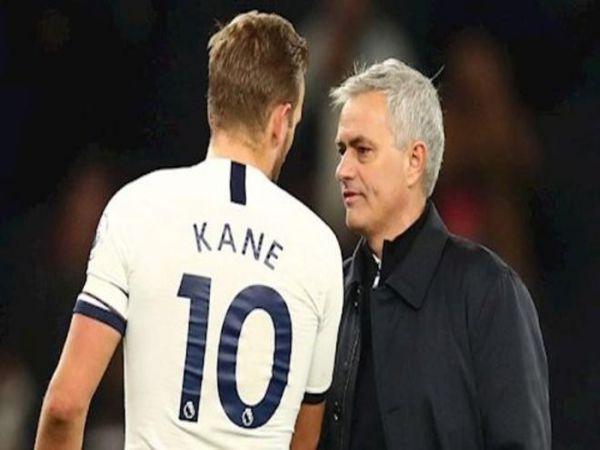 Harry Kane phát ốm với lối chơi của Mourinho