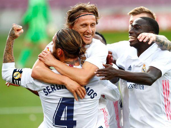 Bóng đá hôm nay 27/10: Real Madrid gia hạn thêm 1 năm với Sergio Ramos