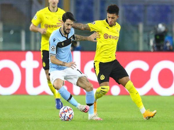 Tin bóng đá tối 21/10: Sancho vật vờ, Dortmund trắng tay trước Lazio