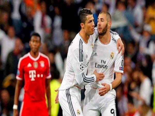 Tin bóng đá trưa 28/10: Benzema tiến sát thành tích của Ronaldo
