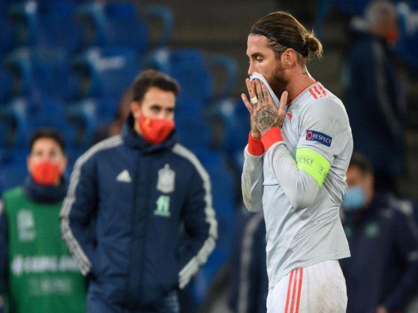 Tin bóng đá chiều 17/11: PSG chi lương khủng mời gọi Sergio Ramos