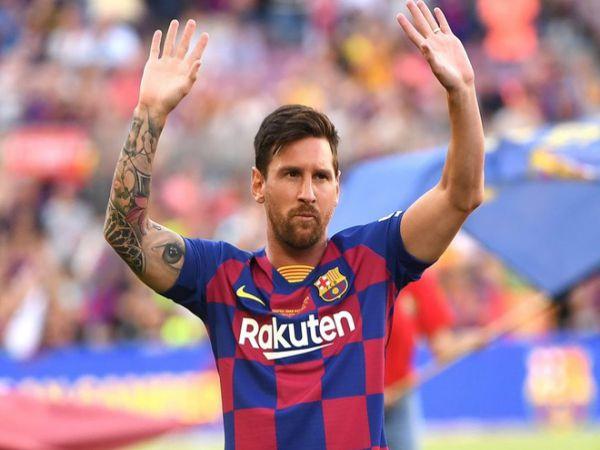 Tin bóng đá tối 28/12: Messi không đá trận cuối cùng trong năm 2020