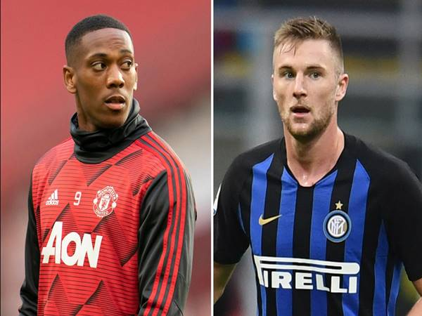Bóng đá Quốc tế trưa 19/3: MU trao đổi cầu thủ với Inter Milan