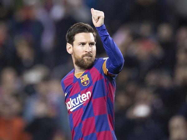 Tin bóng đá sáng 24/4 : Lộ hợp đồng mới của Messi