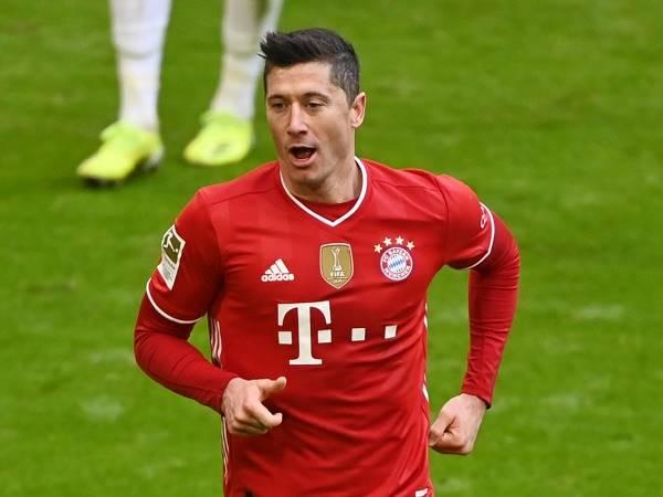 Bóng đá hôm nay 8/4: Lewandowski không thể giải cứu Bayern Munich