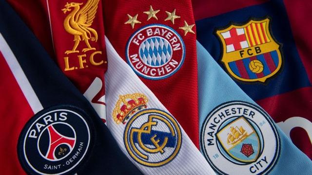 UEFA phản đối European Super League
