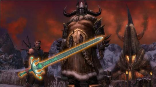 thanh kiếm bí ẩn nhất nhì thế giới game online đã tìm thấy sau 8 năm