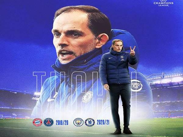 Bóng đá QT 6/5: Tuchel đi vào lịch sử Champions League
