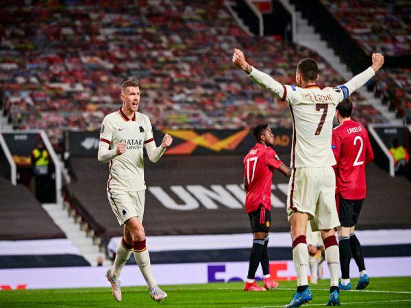 Nhận định tỷ lệ AS Roma vs Man Utd, 02h00 ngày 7/5 - Europa League