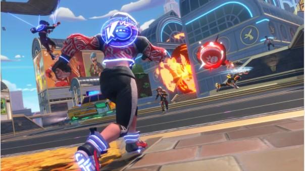 Game bắn súng dodgeball của EA Knockout City sẽ miễn phí trong 10 ngày