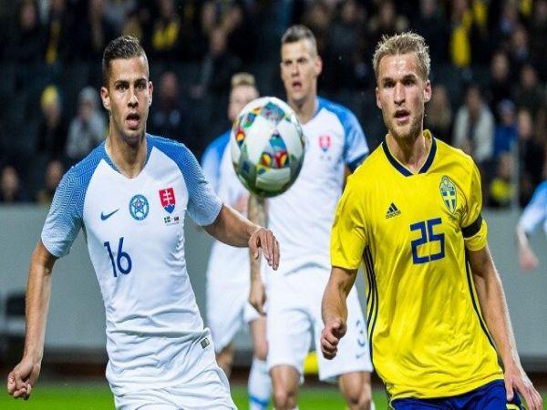 Soi kèo Thụy Điển vs Slovakia, 20h00 ngày 18/6 - Euro 2021