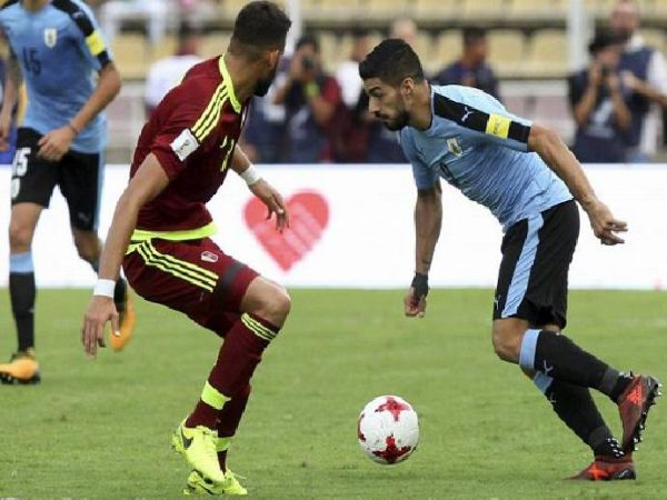 Nhận định, Soi kèo Venezuela vs Uruguay, 05h30 ngày 9/6 - VL World Cup