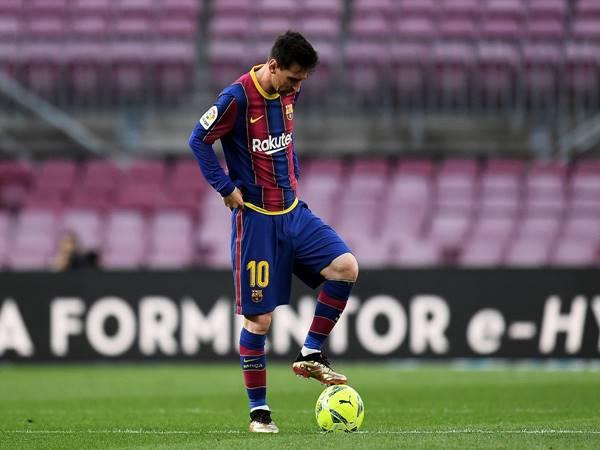 Tin bóng đá 23/7: Messi bất ngờ bị xóa tên khỏi trang chủ La Liga