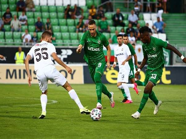 Nhận định trận đấu Olympiakos vs Ludogorets (2h00 ngày 4/8)