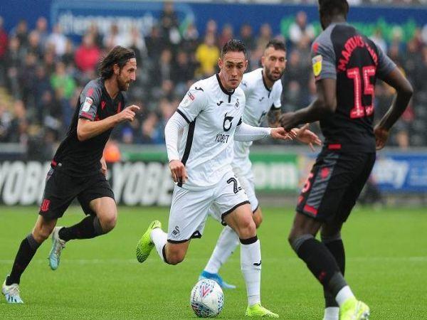 Nhận định tỷ lệ Swansea vs Stoke, 1h45 ngày 18/8 - Hạng nhất Anh
