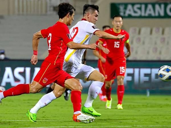 Bóng đá Việt Nam sáng 14/10: Tiến Linh cân bằng kỷ lục của đàn anh
