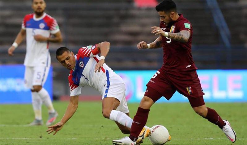 Nhận định kqbd Chile vs Venezuela ngày 15/10 hôm nay